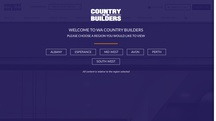 WA Country Builder