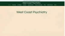 West Coast Psychology