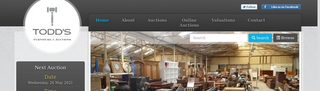 Todds Perth Antique Furniture Auctions
