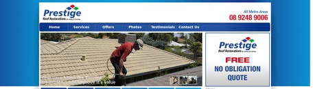 Prestige Roof Restorations