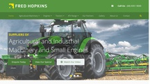 Fred Hopkins Agricultural Machinery