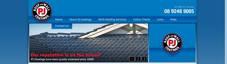 PJ Roof & Wall Coatings