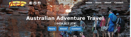 Australian Adventure Travel