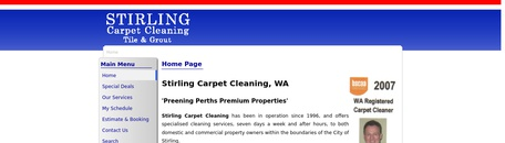 Stirling Carpet Cleaning